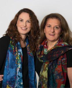 Anar creations moeder en dochter