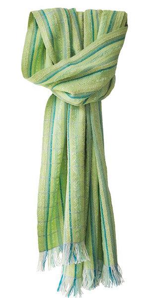 nieuw: elly bunder kunstenaar sjaals