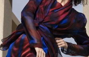 Anne Oomen mode ontwerpster